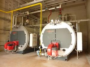generatori di vapore industriale