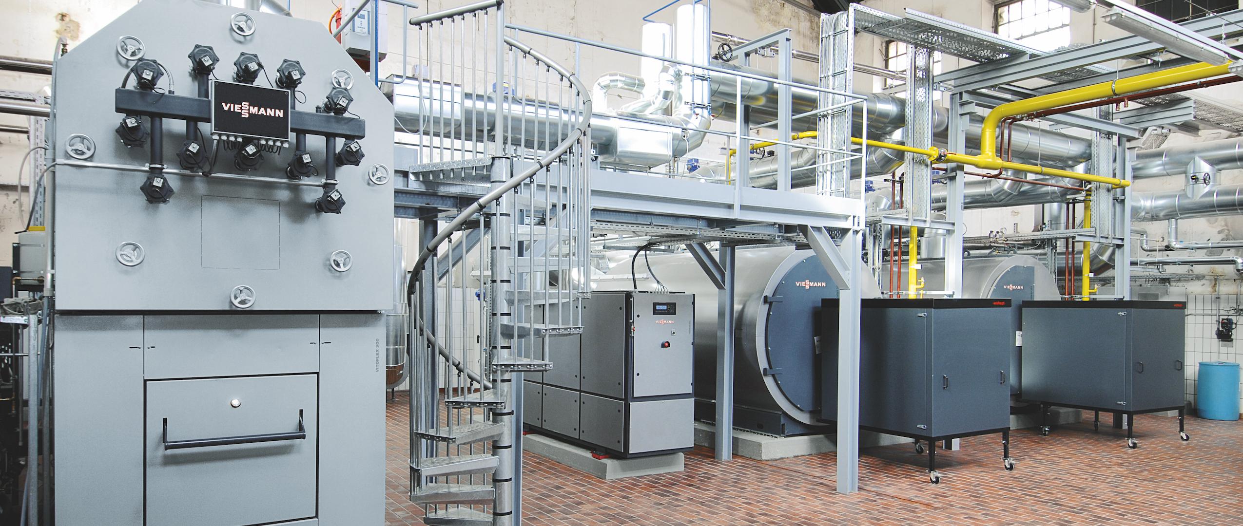 Impianto di Cogenerazione per Aziende e Strutture